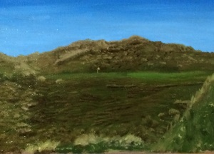 Tralee Golf Club Hole 13 (4x6 inches)
